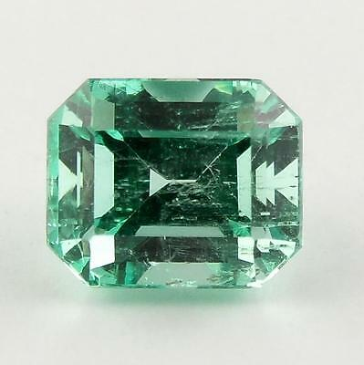 2.28 ct Natural Colombian Emerald Loose Gemstone