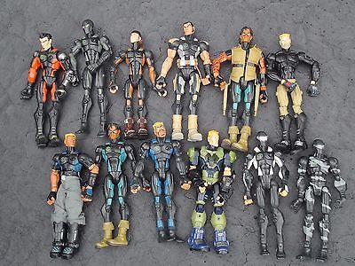HASBRO GI JOE SIGMA 6  ACTION FIGURES  LOt