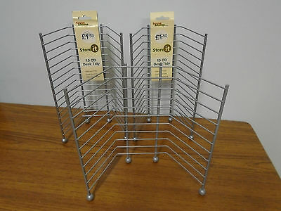 Dvd And Cd Storage Freestanding Racks