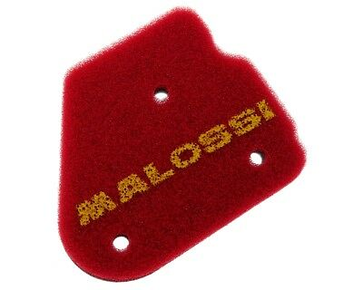 Air filter insert MALOSSI Double Red Sponge - CPI HUSSAR 50 2T <-2002 (50 C)