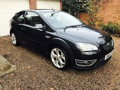 Ford Focus St 225 Only 74K Full History Drives Mint
