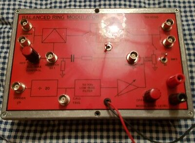 Balanced Ring Modulator DU1000 Vintage Rare Collectable