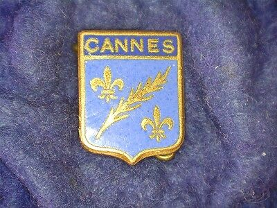 Cannes Lapel Pin
