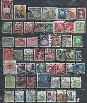 #4832 GERMANY Lot/Collection Older IssuesUsed