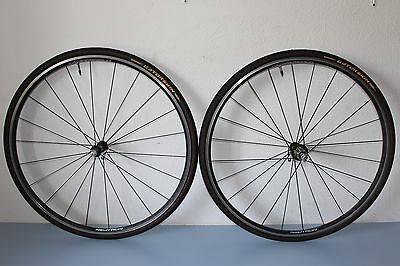 Campagnolo Neutron Clincher Bike Wheels 700C Campagnolo Hubs Road Racing