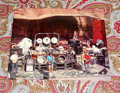Grateful Dead - Red Rocks 9/6/83 - Dead Images Rob Cohn - Group Of 2 - Look!