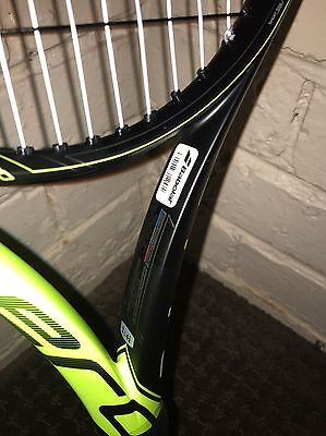 Babolat Pure Aero New Genuine 2017: Freshly Strung, Grip2