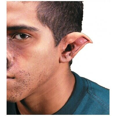 Evil Orc Pointy Ears Prosthetic Appliance Elf Costume Make Up FX Special Effects