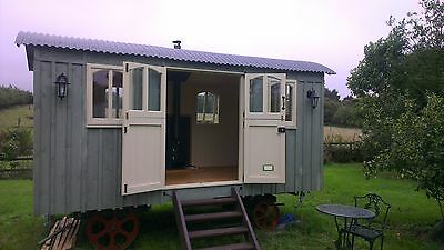 Shepherds Hut / Summer house/Garden shed. FROM ONLY £6,500