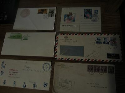 First Day covers and Envelopes