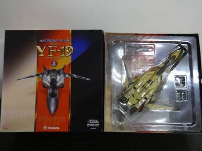Used Macross Plus 1/60 Perfect Trance YF-19 Valkyrie Action Figure Yamato F/S