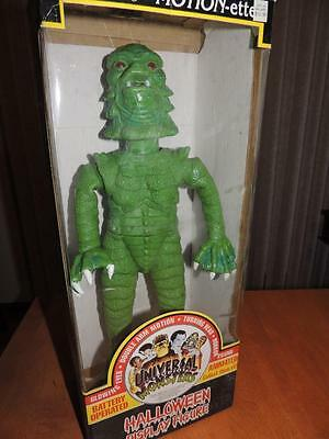 1992 Telco Universal Monsters Creature From the Black Lagoon Motionette w/box