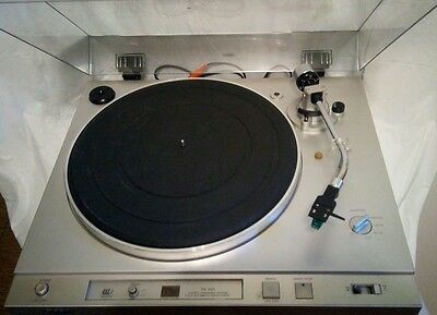 Sony PS-X20 vintage turntable Working Record cleaner included Used