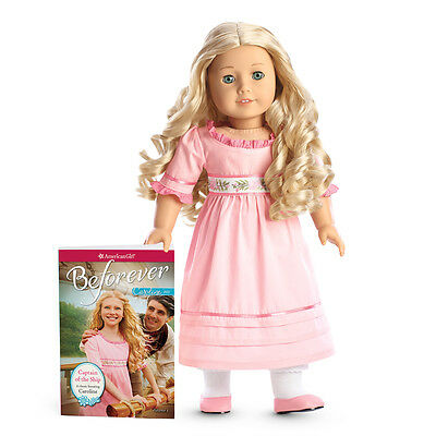 American Girl Doll Caroline Retired, NEW!
