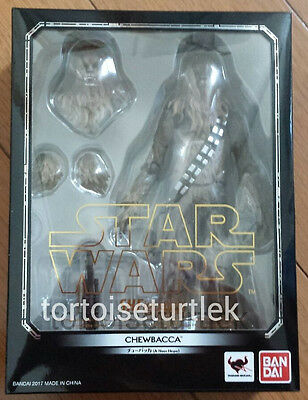 Bandai S.H.Figuarts Star Wars Chewbacca A New Hope Action Figure