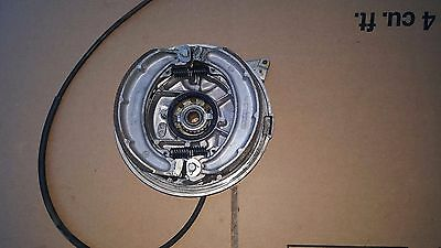 Cm 450 Front Drum Oem With Speedo Cable