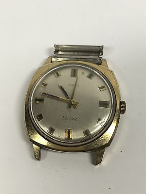 1974 Men's TIMEX ELECTRIC For Parts Or Repair