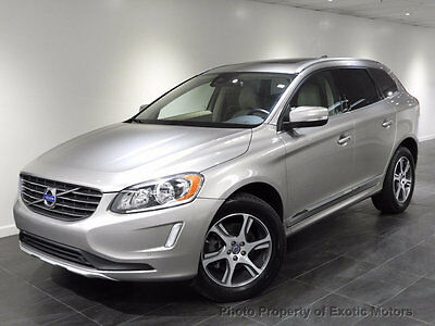2014 Volvo XC60 AWD 4dr 3.0L Platinum 2014 VOLVO XC60 PLATINUM AWD NAV REAR-CAM HTD-STS PANO BLINDSPOT WARANTY 1-OWNER