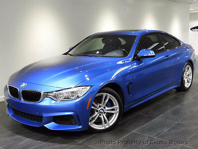 2014 BMW 4-Series 428i 2014 BMW 428i NAV REAR-CAM M-SPORT/PREMIUM/DRIVING-ASSISTANCE WARRANTY MSRP$56k