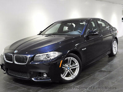 2014 BMW 5-Series 528i xDrive 2014 BMW 528i xDRIVE NAV REAR-CAMERA M-SPORT/PREMIUM HEATED-STS WARANTY MSRP$60k