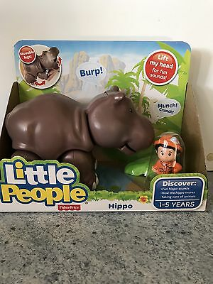 Little People Fisher Price Hippo