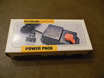 HO scale Bachmann Power pack transformer