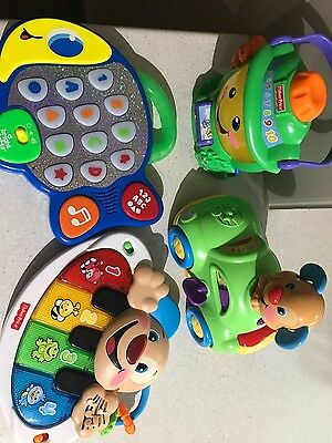 baby toddler activity toys fisherprice and bright starts