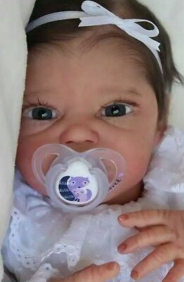 NEVAEH Reborn Doll KIT with cloth body