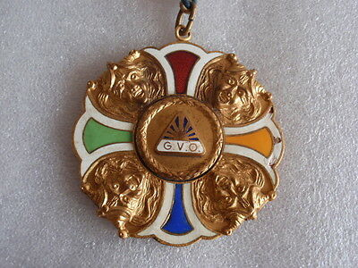 TWO medals GVO
