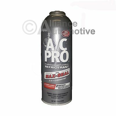 R-134a 1can 12 oz With   Professional stop leak Formula Refrigerant
