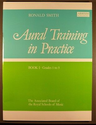 Aural Training in Practice Book 1; ABRSM