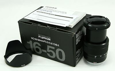 Fujifilm Fujinon XC 16-50mm F/3.5-5.6 ED Aspherical OIS  Mk II Lens - New Unused