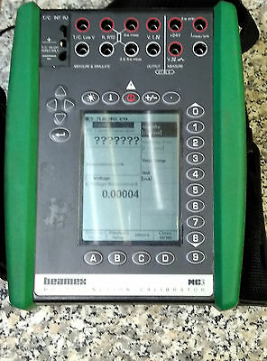 Beamex MC3 Multi Function Calibrator