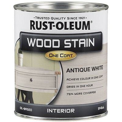 Rust-Oleum 946ml Antique White Wood Stain