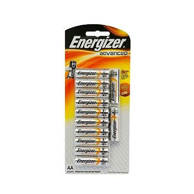 Energizer Advanced AA Batteries - 12 Pack
