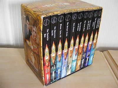 Doctor Who Collection Of10 Paperback Books