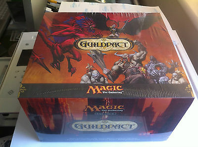 Magic The Gathering Ccg Fat Pack Guildpact Sealed