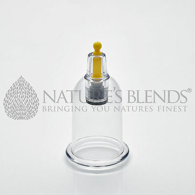 1000 Nature's Blends Hijama Cups Cupping Therapy B6 2.9cm Free Next Day Delivery
