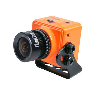 RunCam Swift Mini 600TVL 130 Grad 2.5mm Micro FPV Kamera Build in OSD PAL / NTSC