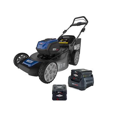 "Victa 82V 21"" Wide Cut, Mulch or Catch Lawn Mower Kit"