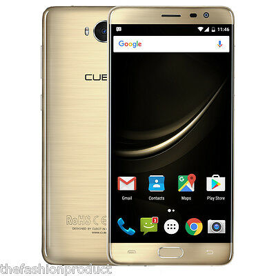 5.5'' CUBOT Cheetah 2 4G Smartphone Android6 OctaCore 2*SIM 3+32GB 16MP OTG Wifi