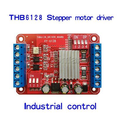 THB6128 Stepper Motor Driver / MOSFET driver / DIP Switch / 2A current / Max 36V