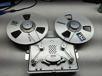 Stellavox Sp 8 Portable Tape Recorder Reel To Reel
