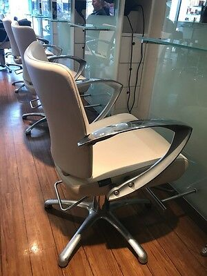 Hairdressing Styling Chairs Pietranera Arco (13 cream available)