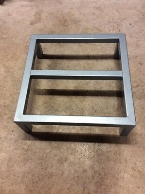 Steel stand. Bench grinder stand pedestal. Vice stand. Machinery stand