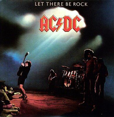 Ac/dc : Let There Be Rock : Brand New & Sealed Vinyl Lp