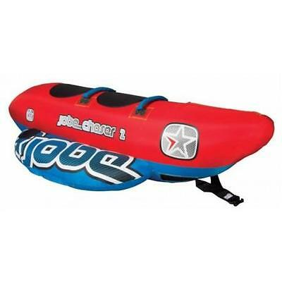 Jobe Chaser 2 Banana Ride Towable Inflatable Sausage