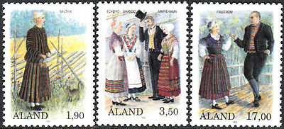 Aland 75-7 MNH - Clothing