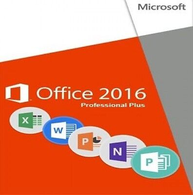 Microsoft Office 2016 Professional Plus Product Key & Download