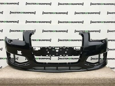 Audi S3 2004-2008 Front Bumper In Black Genuine [A332]